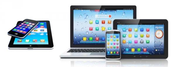 Смартфоны* и планшетные ПК